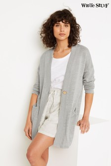 White Stuff Grey Kerala Cardigan
