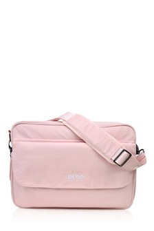 Pale Pink Baby Changing Bag