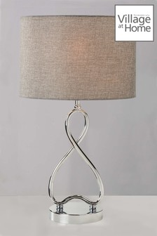 Infinity Table Lamp by Village At Home