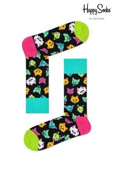 Happy Socks Funny Cats Socks
