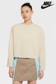 Nike Statement Jersey Long Sleeved Top