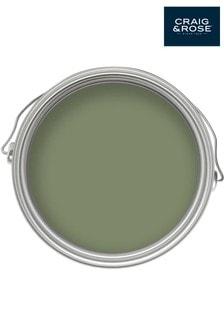 Chalky Emulsion Deep Adam Green 50ml Paint Tester Pot by Craig & Rose