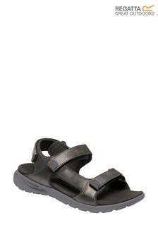 Regatta Marine Leather Sandals