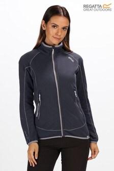 Regatta Grey Womens Harva Knitted Jacket