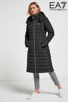 Emporio Armani EA7 Longline Padded Jacket