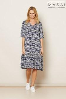 Masai Blue Nat Dress