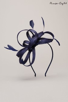 Phase Eight Blue Tabitha Headband