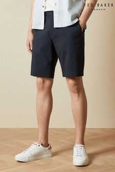 Ted Baker Patata Textured Smart Shorts