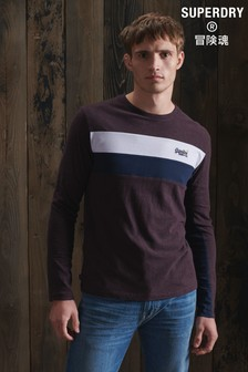 Superdry Engineered Long Sleeve T-Shirt