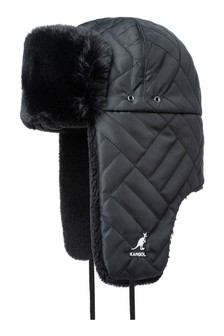 Kangol Quilted Trapper Hat