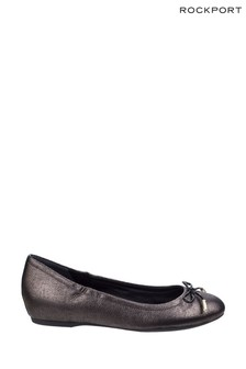Rockport Onyx Tied Ballet Shoes
