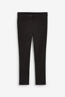 2 Pack Skinny Stretch Trousers (3-17yrs)