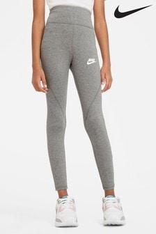Nike Grey High Waist Leggings