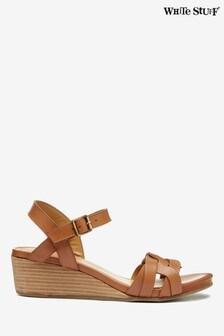White Stuff Clarissa Wedge Sandals