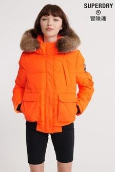 Superdry Ella Everest Bomber Jacket