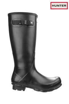 Hunter Black Norris Field Boots