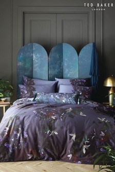 Ted Baker Pomegranate Midnight Duvet Cover