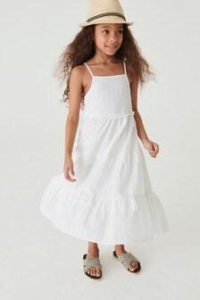 Strappy Maxi Dress (3-16yrs)