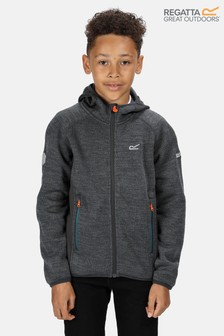 Regatta Grey Dissolver Ii Full Zip Fleece