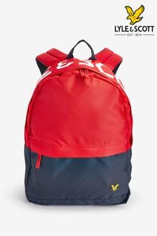 Lyle & Scott Colourblock Backpack