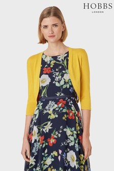 Hobbs Yellow Carrie Bolero