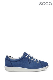 ECCO® Soft 2.0 Leather Lace Shoes