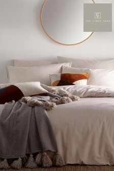 Claybourne Putty Bedset by The Linen Yard