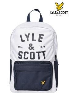 Lyle & Scott Graphic Logo Backpack