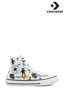 Converse Croc High Youth Trainers