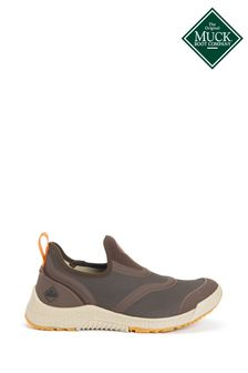Muck Boots Brown Outscape Low Waterproof Shoes