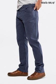 White Stuff Blue Griesdale Jeans