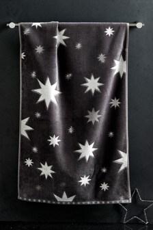 Sparkle Star Towel