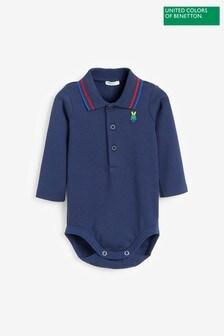 Benetton Polo Bodysuit