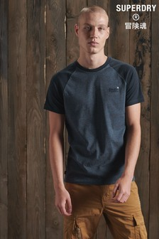 Superdry Navy T-Shirt