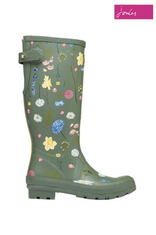 Joules Green Wellies