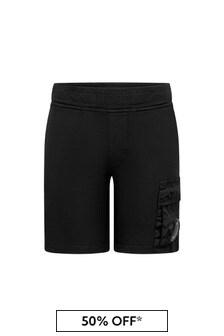 CP Company Boys Cotton Shorts