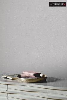 Arthouse Silver Shale Wallpaper