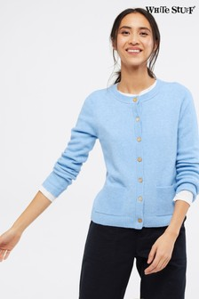 White Stuff Cafe Button Cardigan
