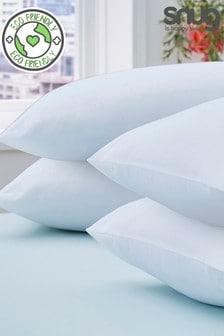 4 Pack Silentnight Snug Chill Out Pillows