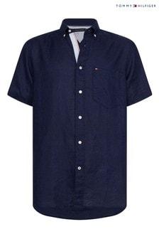 Linen Short Sleeve Shirt