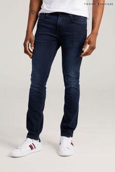 Tommy Hilfiger Blue Core Slim Bleecker Denim Jeans