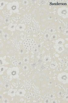 Sanderson Home Natural Maelee Wallpaper