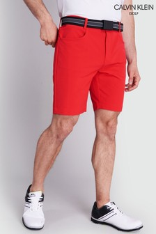 Calvin Klein Golf Red Genius 4-Way Stretch Shorts