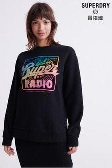 Superdry Classic Radio TV Crew Sweatshirt