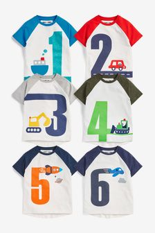 I Am Short Sleeve T-Shirt (12mths-7yrs)
