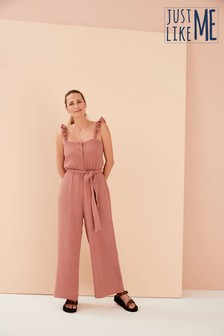 Womens Matching Family Jumpsuit