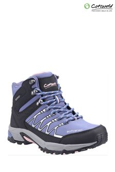 Cotswolds Blue Abbeydale Mid Hiker Boots