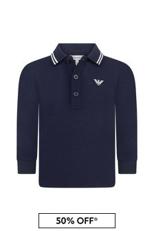 Baby Boys Polo Top