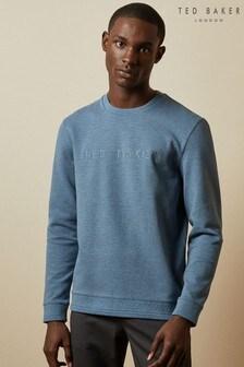 Ted Baker Porin Ls Branded Sweatshirt
