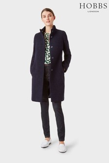 Hobbs Blue Melinda Coat